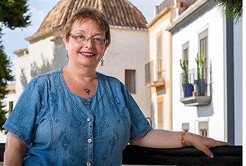 Regidora de Turisme i Comerç-Gloria Corral Joven